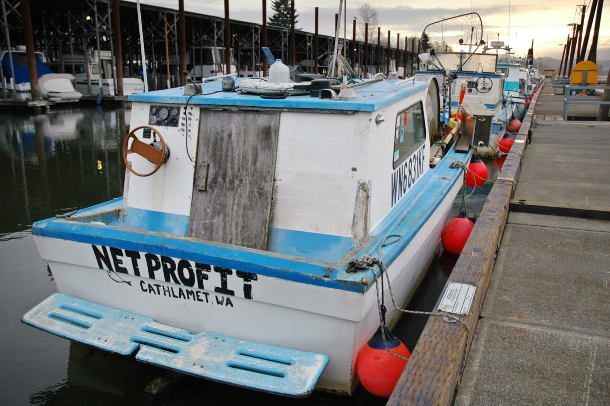 Although most commercial fishing license fees are proposed to increase, the cost of a salmon gillnet license would remain at $585.