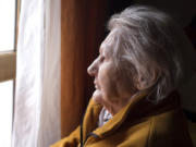 About one in five elderly people don't have supportive family members nearby, according to a recent analysis.