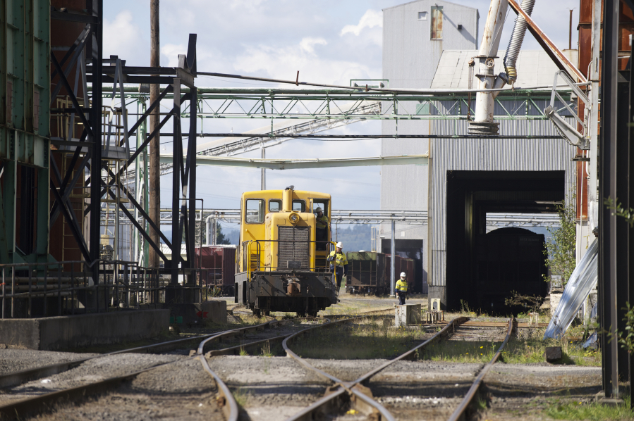 Millennium Bulk Logistics-Longview, a company owned by two coal producers, wants to build an operation in Longview to export 44 million metric tons of coal annually to Asia.