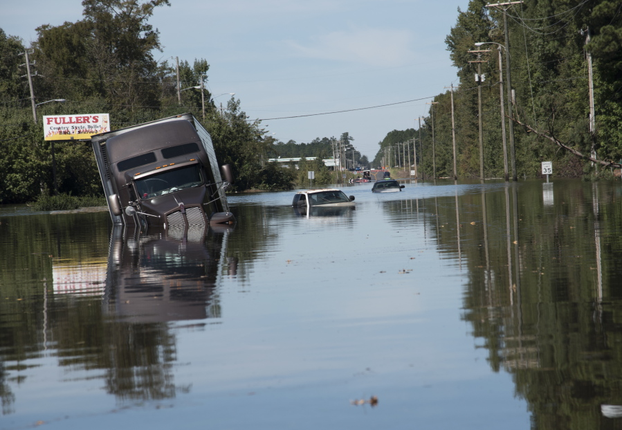 North Carolina Braces For More Flooding The Columbian
