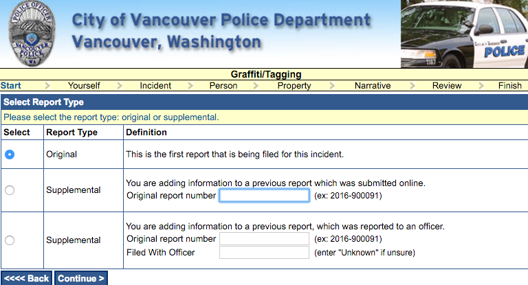 Vancouver police reopen non-emergency online crime reporting