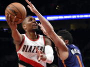 No longer the NBA's surprising overachievers, point guard Damian Lillard says the Trail Blazers need to stay true to the process.