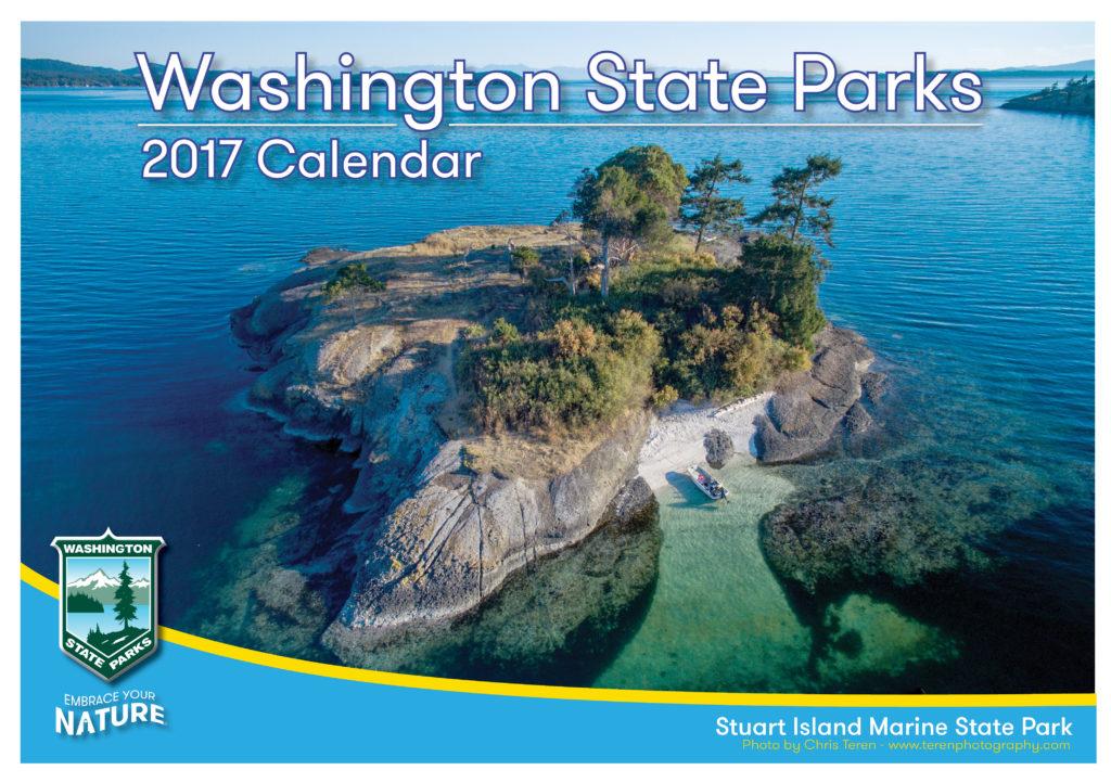 Washington State Sales Tax 2017 >> Washington State Parks 2017 Calendar Available The Columbian