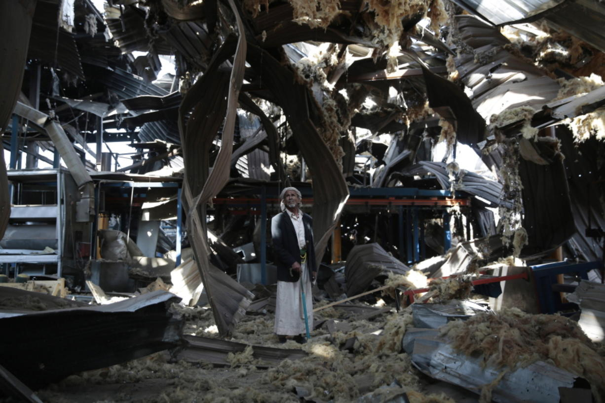 In Yemen, experts see war crimes in US-backed air campaign