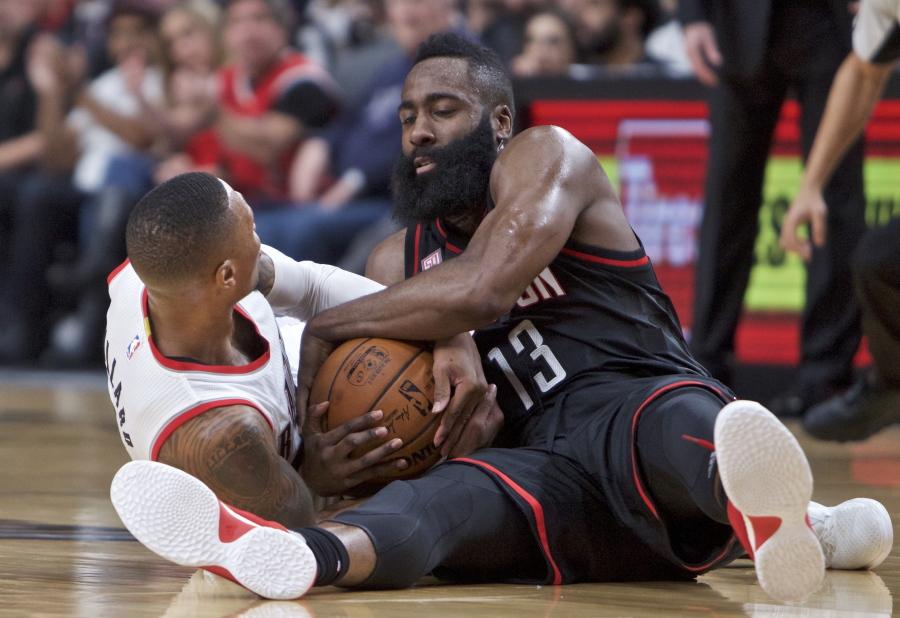 eef5f0e7e0e Blazers  defense fizzles vs. Rockets