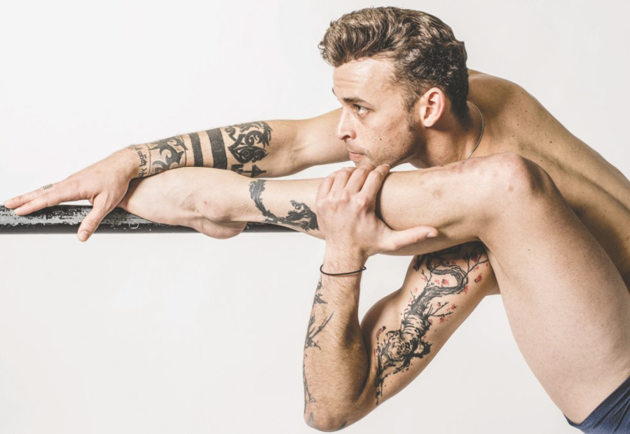 5df6a628e40cf Taboo of tattoos for ballet dancers starting to fade | The Columbian