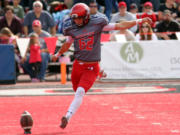 Roldan Alcobendas, a senior from Camas, is Eastern Washington's all-time leading scorer and was honored as the nation's top small-college kicker this season.