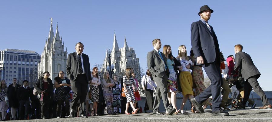 Former church member opens 'Mormon WikiLeaks' - Columbian com
