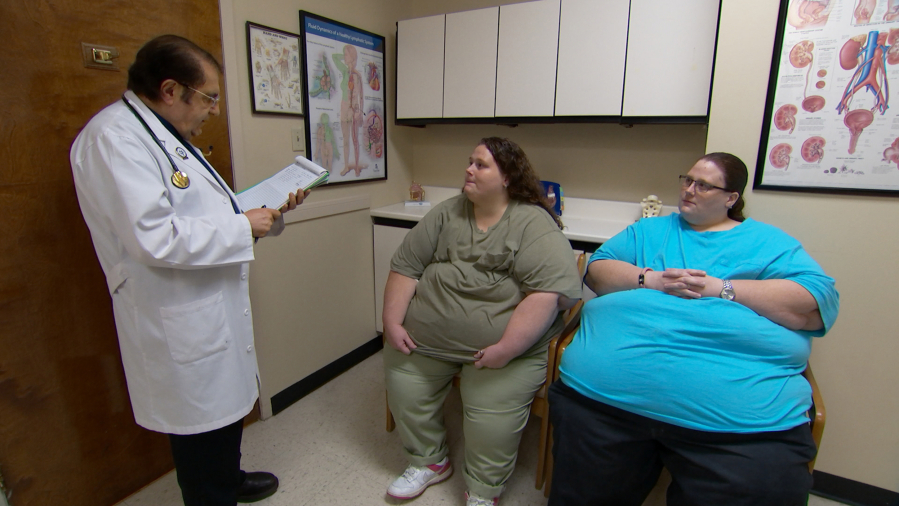 My 600 Lb Life Features Local Twins The Columbian
