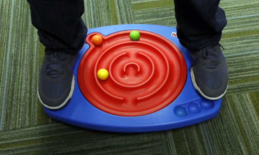 Learning Toys For Autistic Toddlers : More toy options opening up for kids with autism the columbian