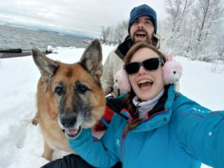 Reader photos, January: Shelter dogs and rescues