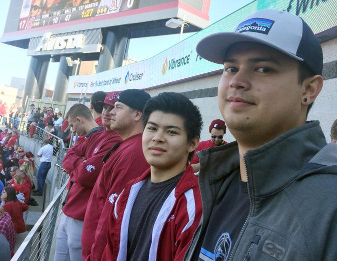 Vancouver brothers hurt on WSU trip still hospitalized - Columbian com