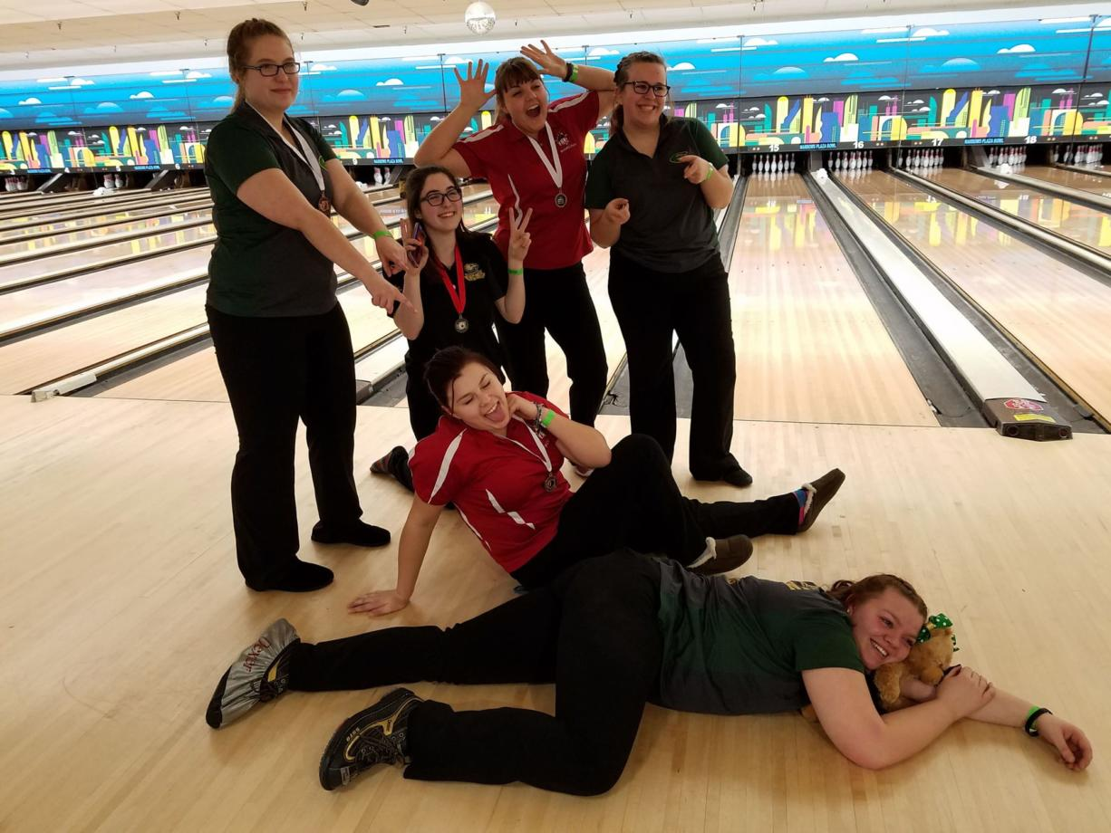 Evergreen's Andersen wins 3A state bowling title - Columbian com