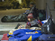 Vancouver's homeless issue is a hot topic.