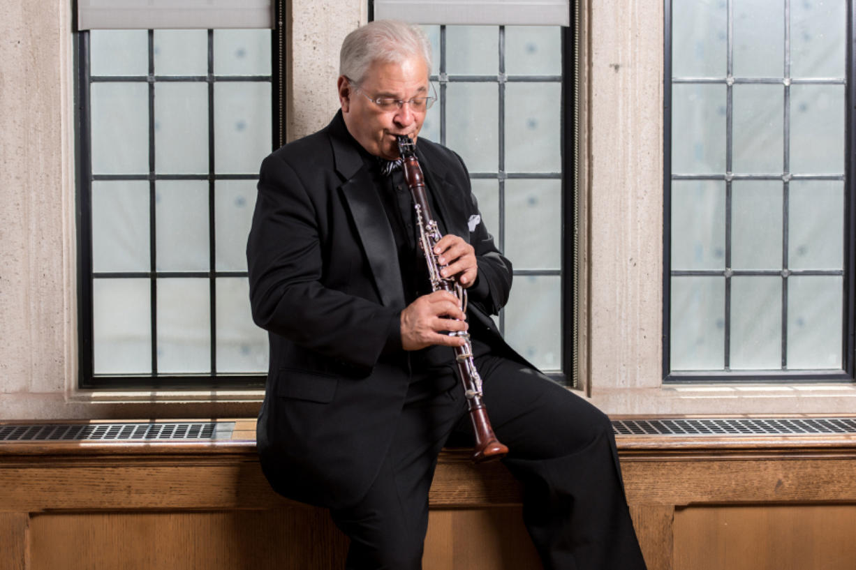 Virtuoso clarinetist David Shifrin will perform pieces from composers Carl Maria von Weber and Giachino Rossini in concert with the Vancouver Symphony Orchestra.
