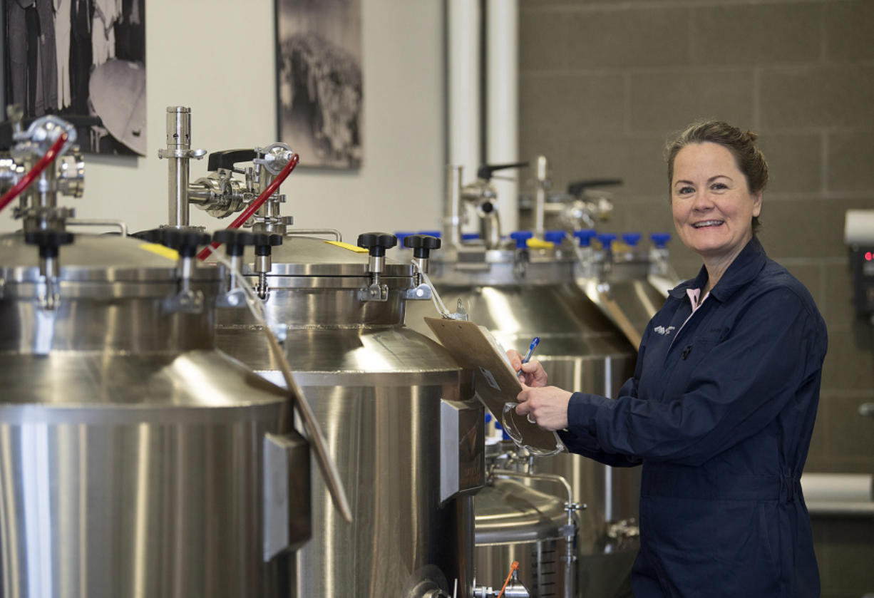 Teri Fahrendorf, malt innovation center manager for Great Western Malting Co., has three decades of brewing experience and jokes she would be jealous of her job if she didn't have it.