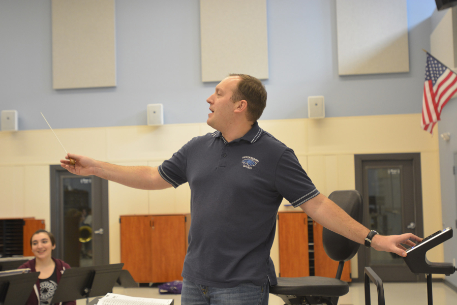 Hockinson High School Invests In Music With High Tech Band