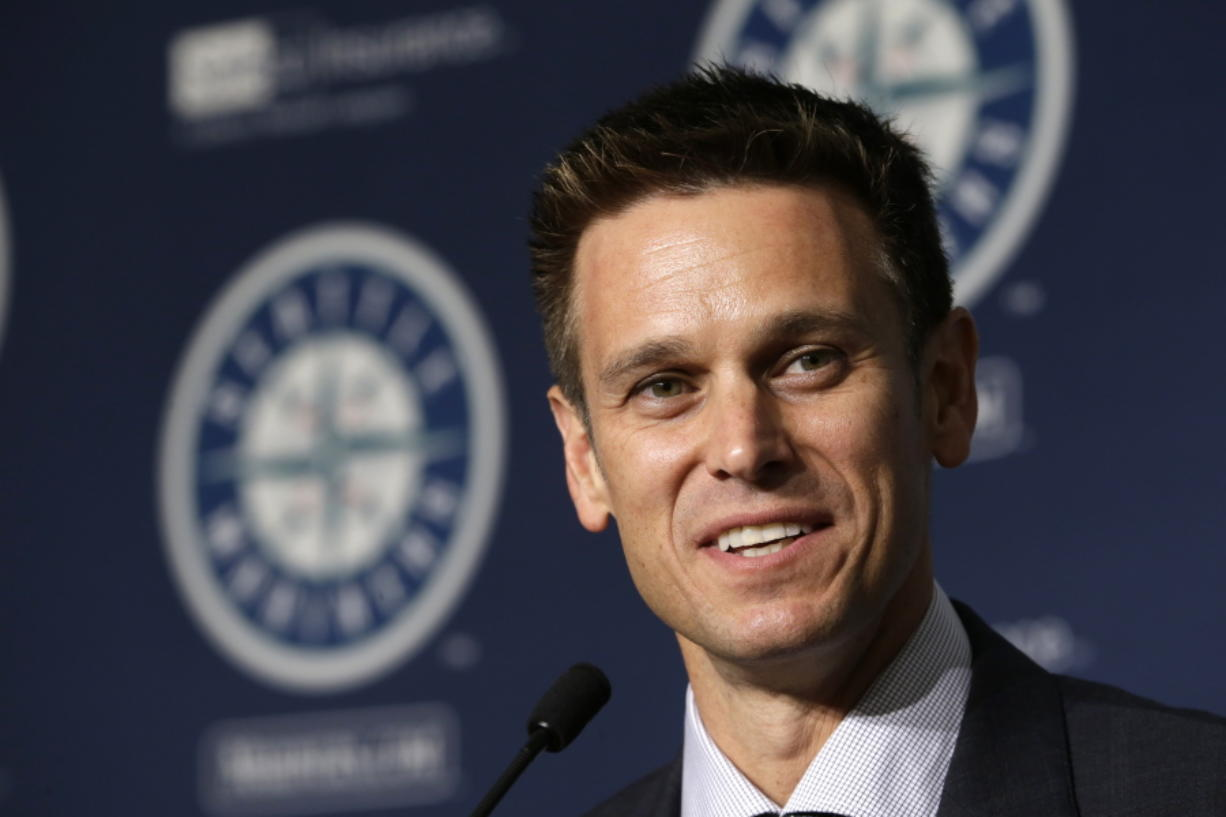 Jerry Dipoto has made more than 30 trades with the goal was to remodeling the Seattle Mariners without increasing payroll through free agency.
