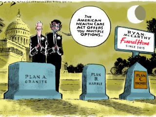 Editorial Cartoons March 12-18