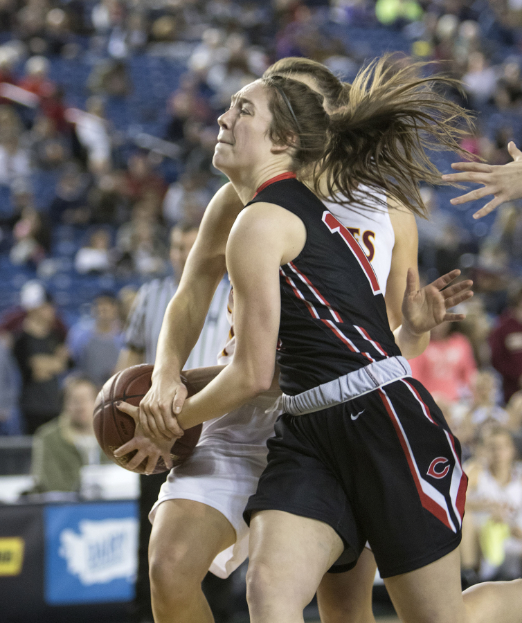 Camas Teague Schroeder Front Is Grabbed By The Wrist As She Drives To
