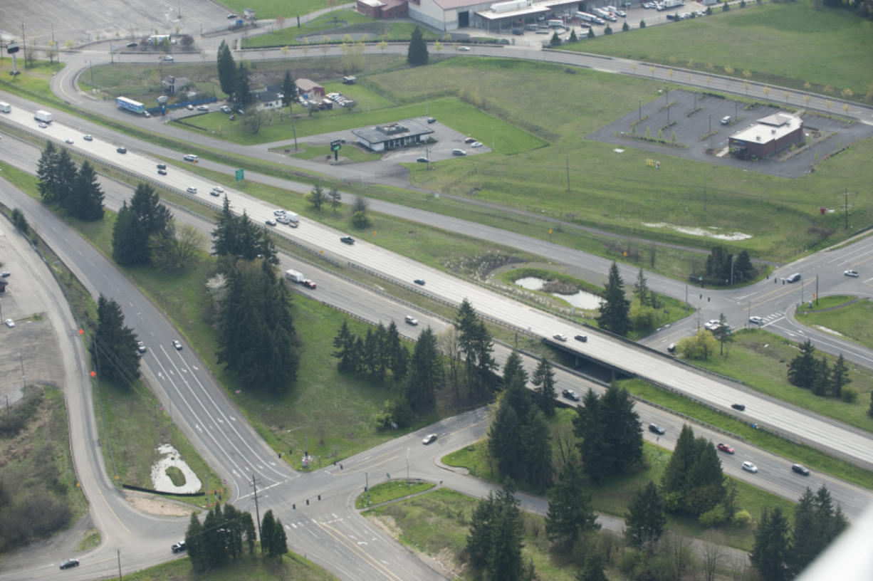 Although cars and trucks zip through the interchange for 179th Street and Interstate 5, it's inadequate to accommodate the growing county.