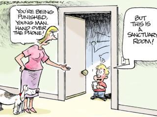Editorial Cartoons March 26-April 1