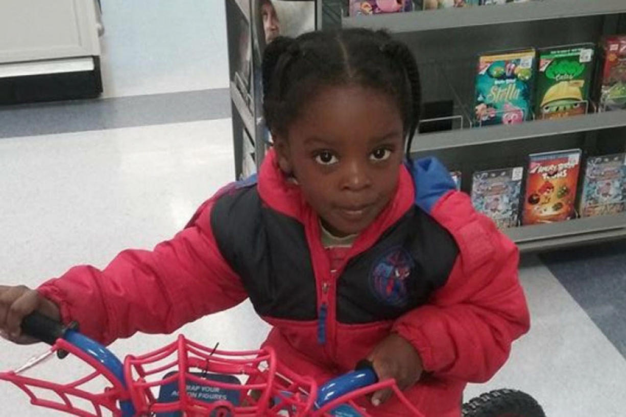 Mykel Peterson, 4, died following a dental procedure. (Provided photo)