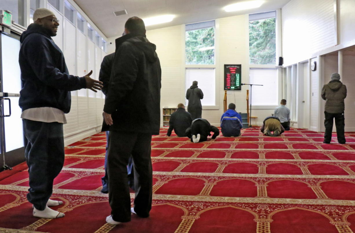 Kitsap County Muslims finally have mosque - Columbian com