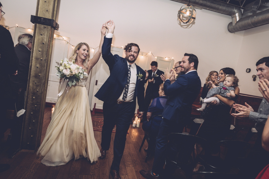 Brides saying yes to the used dress | The Columbian