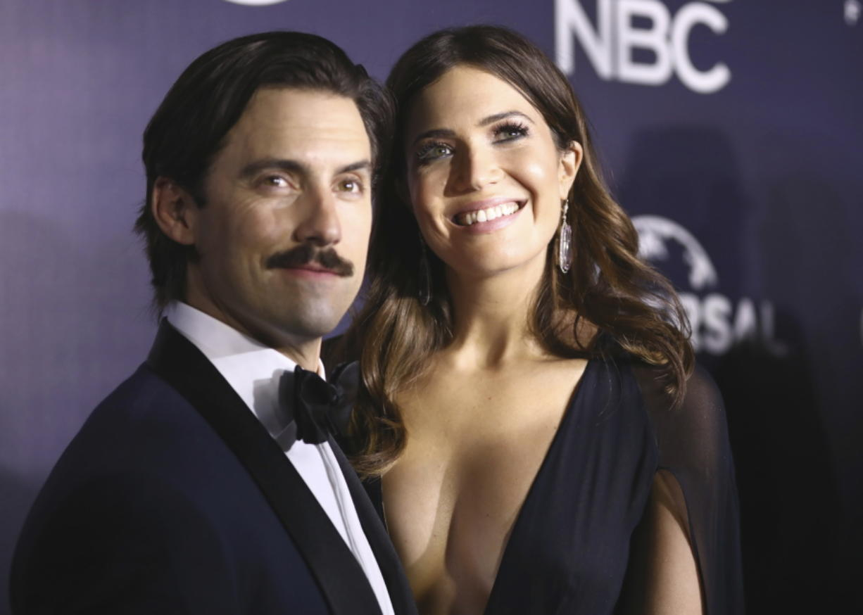 Ventimiglia channels dad for 'This Is Us' - Columbian com