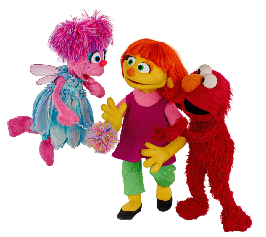 What Muppet With Autism Means To My >> 4 Things To Learn From Autistic Muppet On Sesame Street The