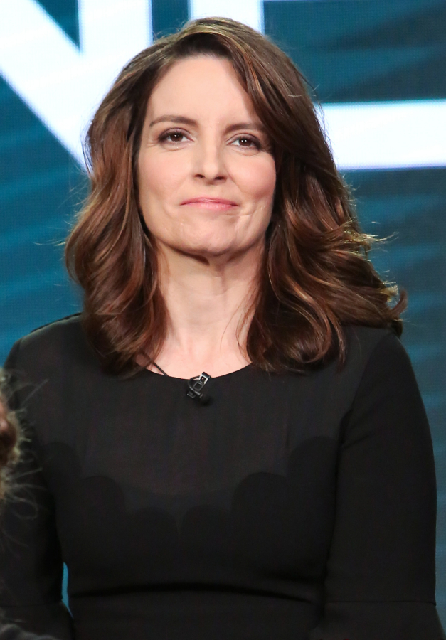 Tina Fey quotes about work