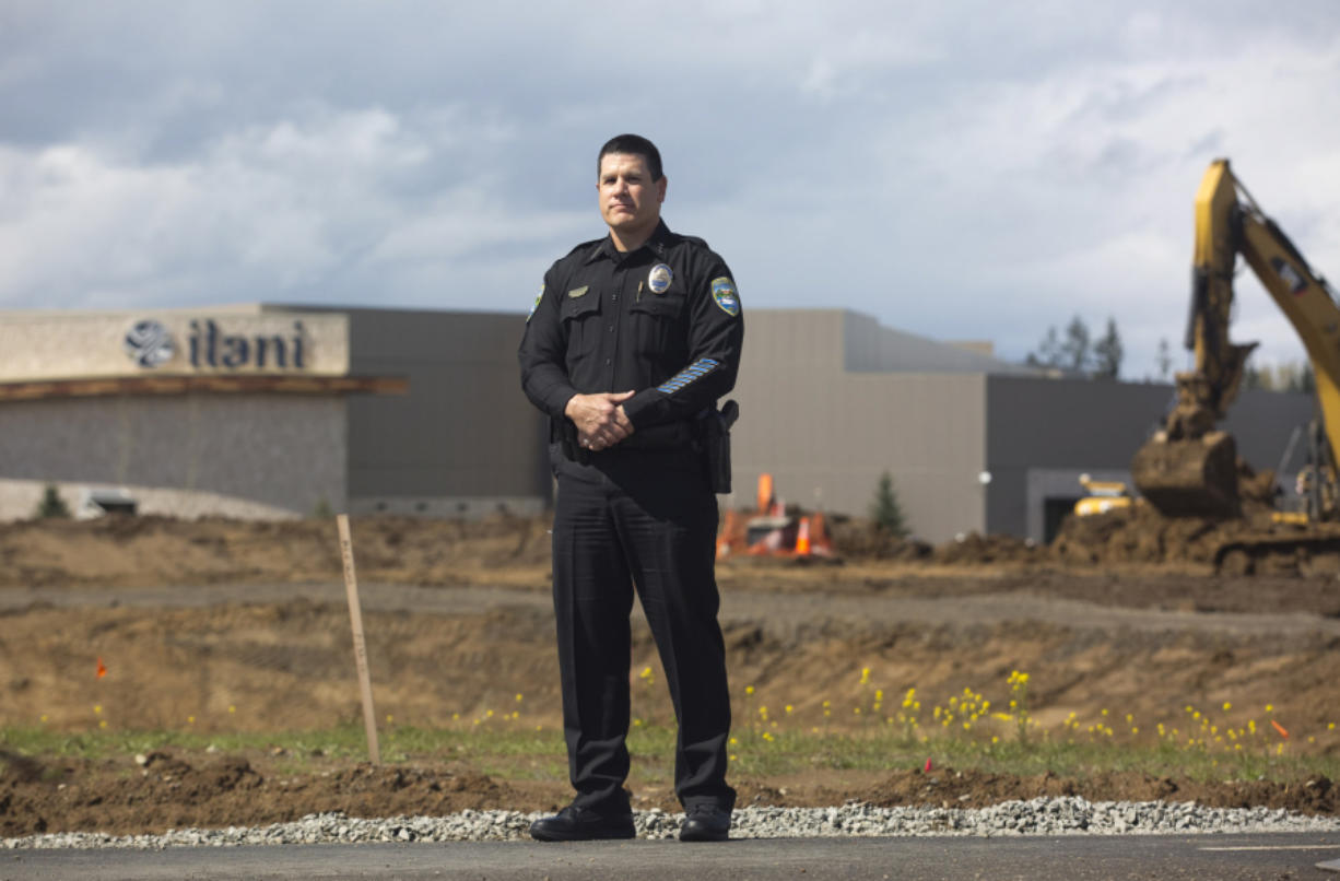 La Center Police Chief Marc Denney is hopeful the new Ilani casino brings more people to the city, and said he thinks his department will respond to calls at the casino only if the Clark County Sheriff's Office asks for assistance. The county and Cowlitz Tribe are working on an agreement for law enforcement services, and Denney said his already short-staffed department doesn't want to take away services from La Center residents by going over to the casino too often.