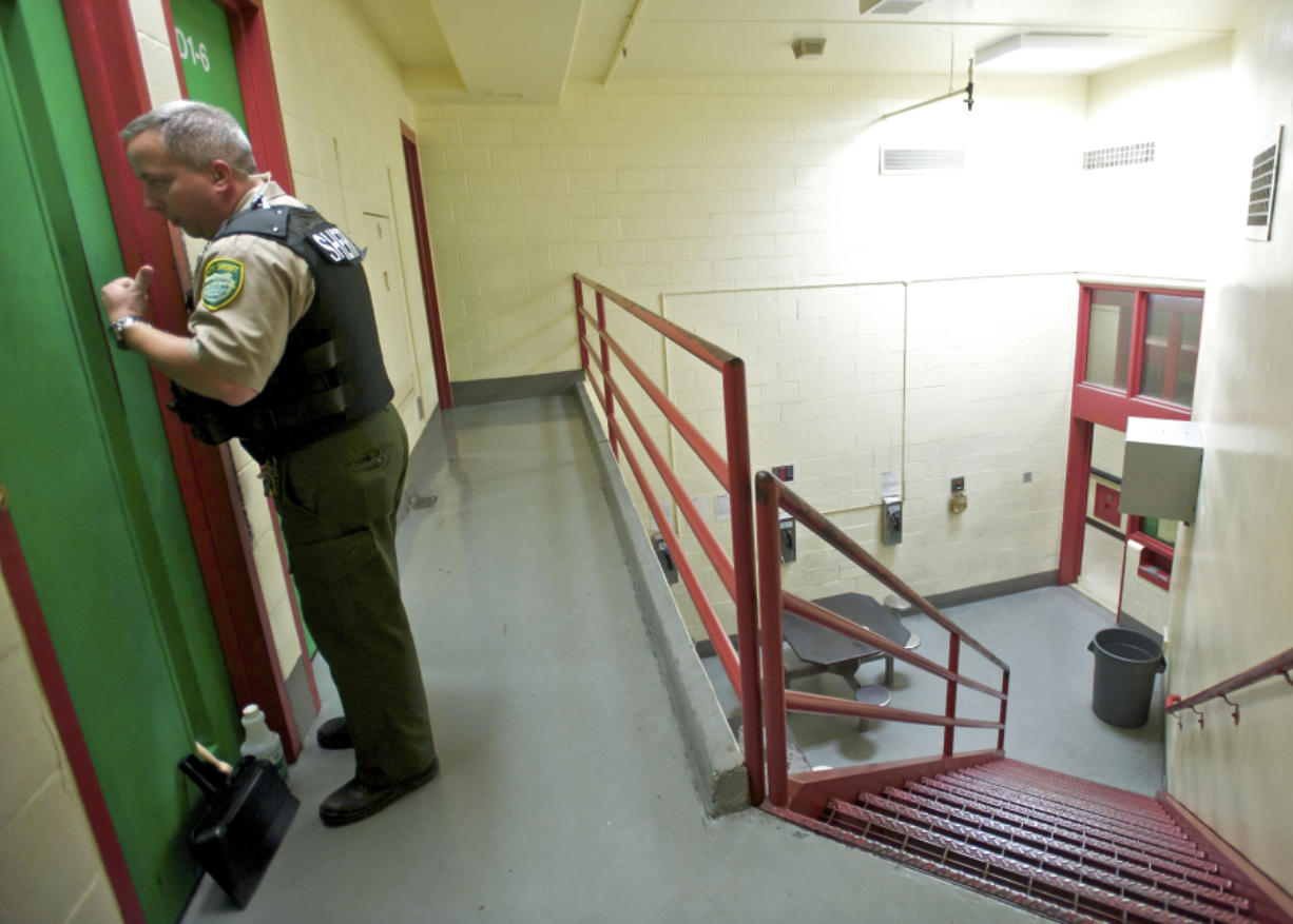 Stuck in Jail?
