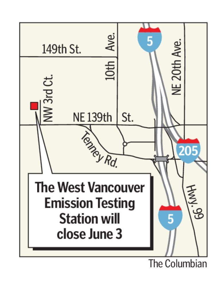 Emissions Testing Spokane >> State Vehicle Emission Tests To End Columbian Com