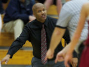 Former Prairie girls basketball head coach Brett Johnson has been hired as coach at Skyview.