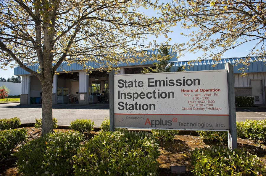 Washington State Vehicle Emission Inspection station in Salmon Creek opened in 1993. It is scheduled