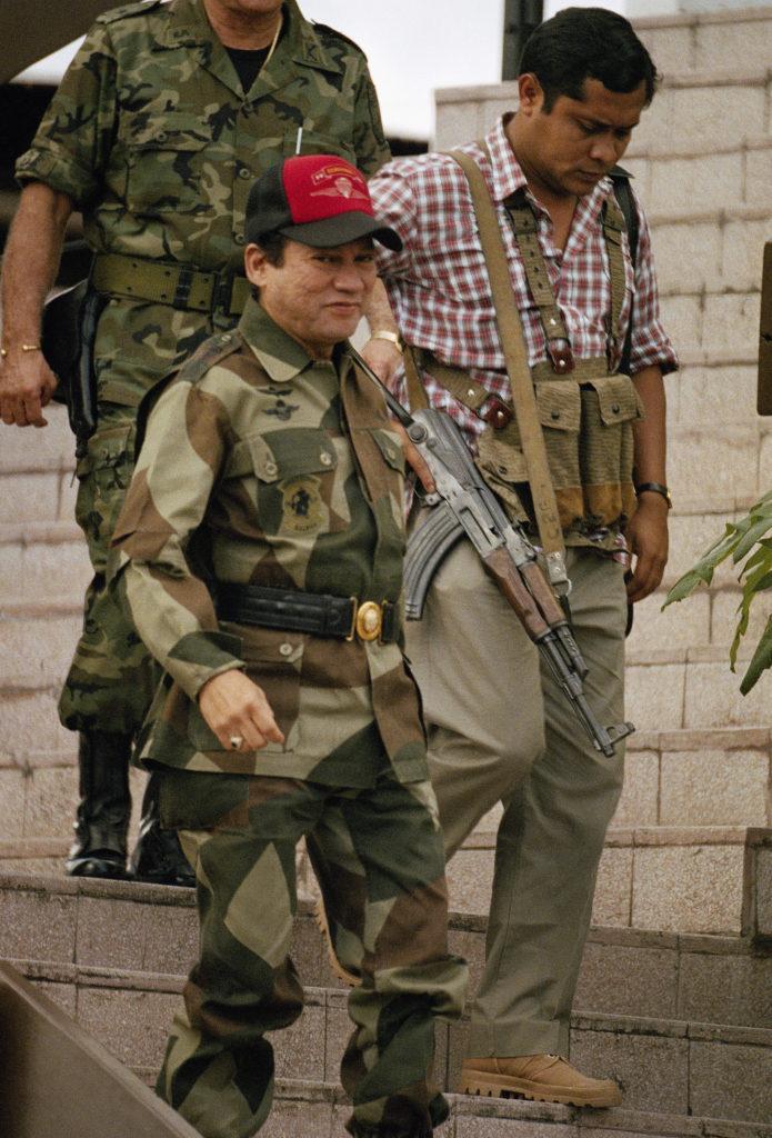 Former Panamanian Dictator Manuel Noriega Dies At 83 The
