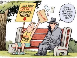 Editorial Cartoons, June 4-10