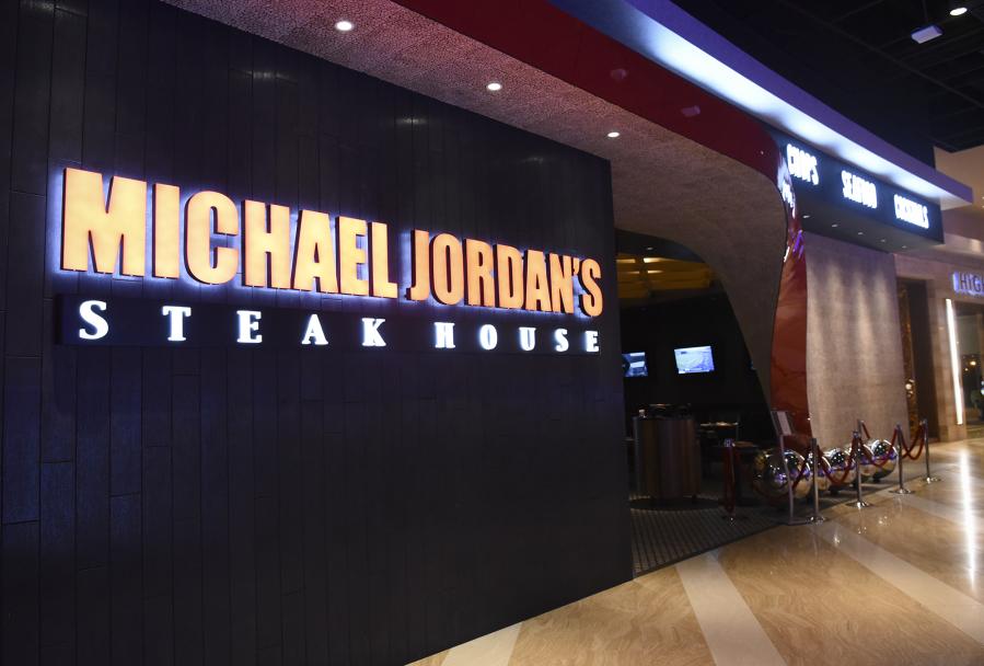 Michael Jordans Steak House Is Located Inside Ilani Casino Resort Near La Center Ariane