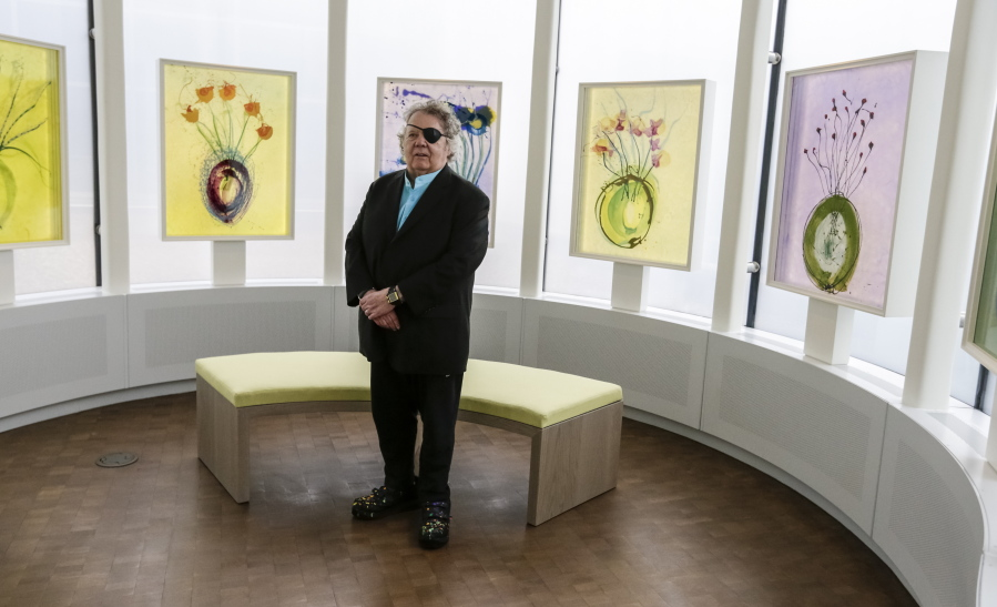 At 75 Dale Chihuly Discusses Struggles With Mental Health The