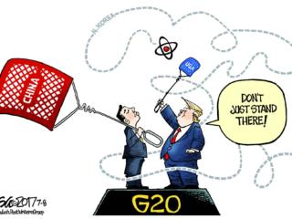 Editorial Cartoons, July 2 – 8