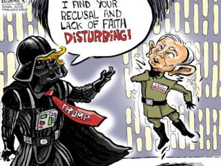 Editorial Cartoons, July 23 – 29