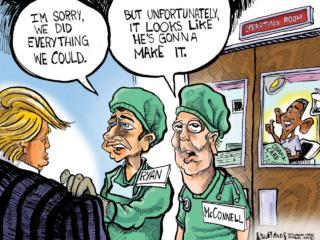 Editorial Cartoons, July 16 – 22