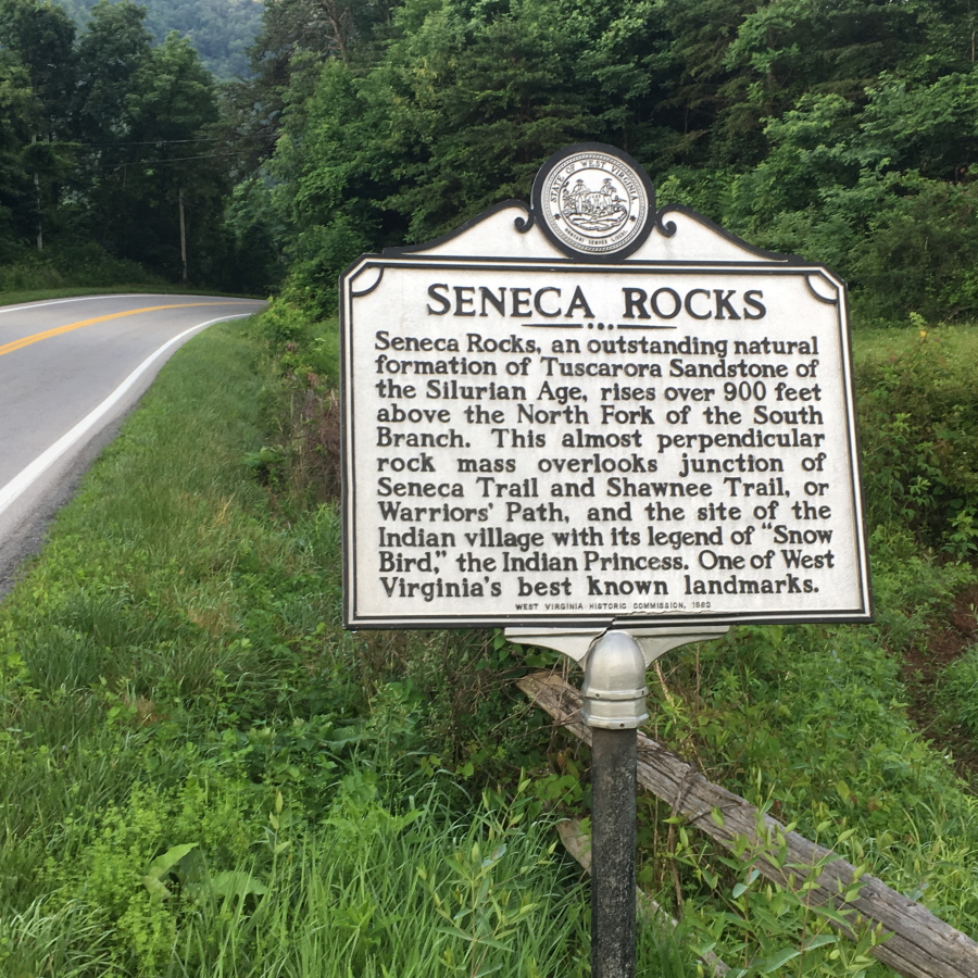 Backpacking West Virginia: Seneca Rocks Draws All Manner Of Climbers