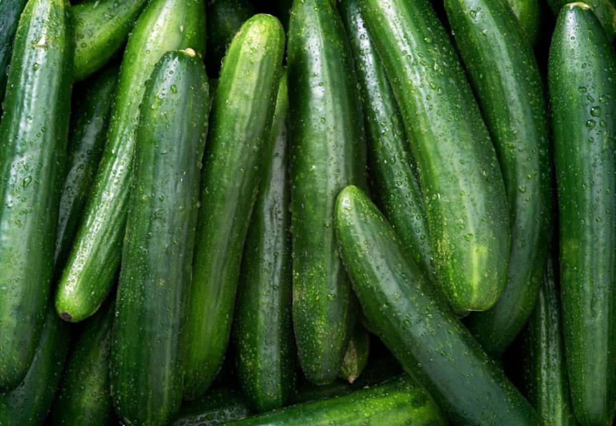 04eac4257b Market Fresh Finds: Cucumbers cool, crisp, refreshing - Columbian.com