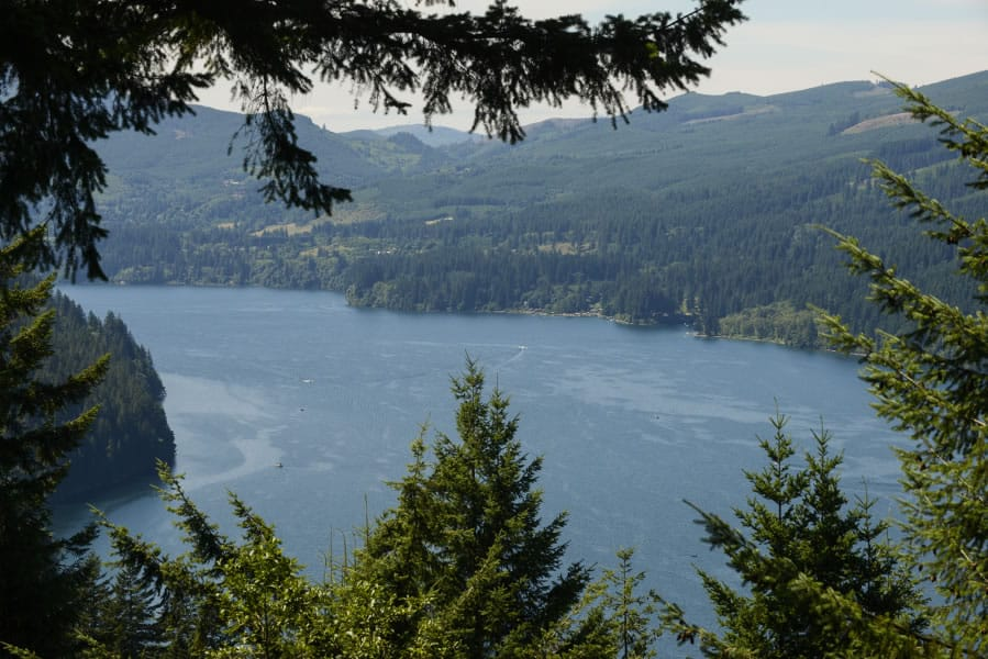 Rustic Lake Merwin Retreat Offers Recreation To Thousands