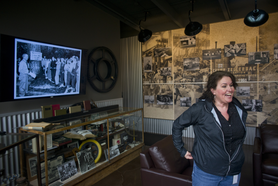 Go Local On Labor Day Tour The History Of Work In Clark County
