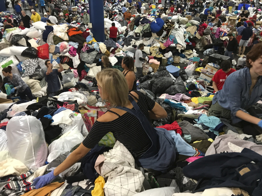 Donating To Harvey Relief Efforts How When What To Give The