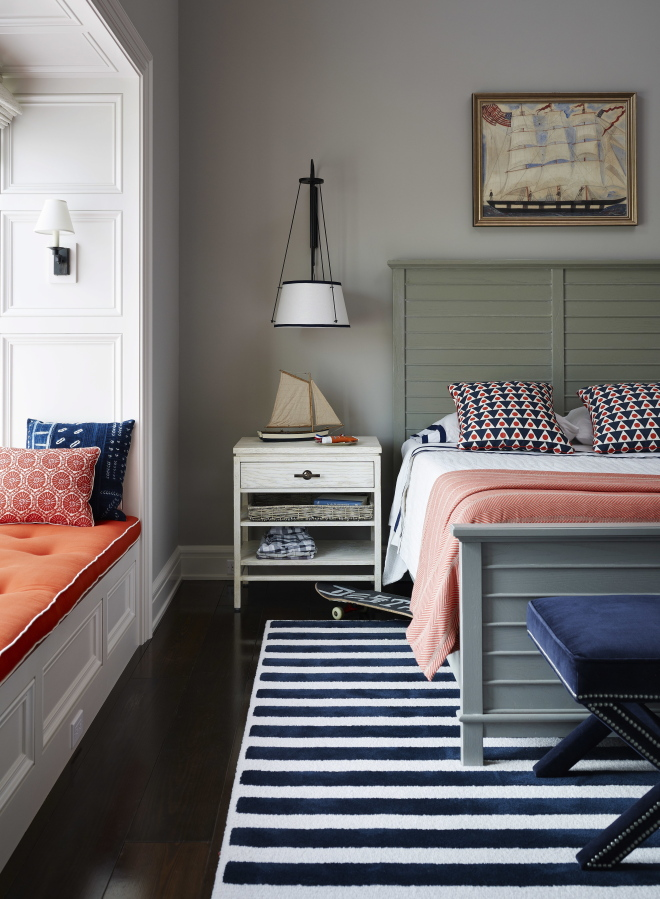 A Kids Bedroom Designed By Andrew Howard. Lucas Allen/Andrew Howard